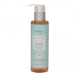 Buy Mantra Holy Basil & Arjuna Kapha Body Wash For Oily Skin - Nykaa