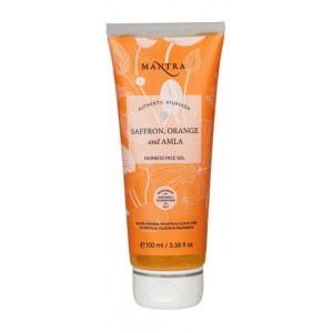 Buy Mantra Saffron, Orange, Amla Fairness Face Gel - Nykaa