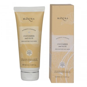 Buy Mantra Cucumber & Aloe Skin Soother Face Wash - Nykaa
