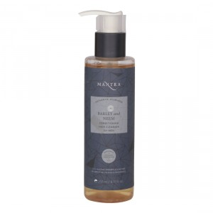 Buy Mantra Barley And Neem Conditioning Hair Cleanser For Men - Nykaa