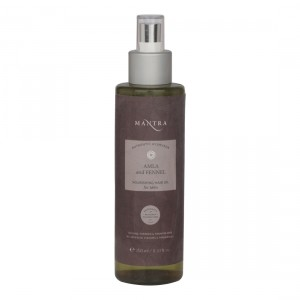 Buy Mantra Amla And Fennel Nourishing Hair Oil For Men - Nykaa