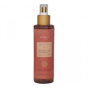 Buy Mantra Patchouli And Pomegranate Massage Oil For Women - Nykaa