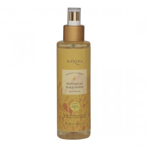 Buy Mantra Haritaki And Black Pepper Cellulite Oil  - Nykaa