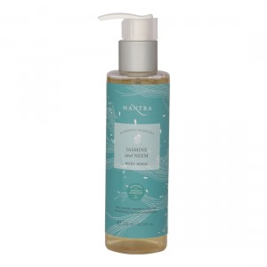 Buy Mantra Jasmine And Neem Body Wash - Nykaa