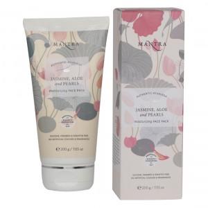 Buy Mantra Jasmine, Aloe & Pearls Moisturizing Face Pack - Nykaa