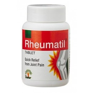 Buy Dabur Rheumatil Tablets  - Nykaa