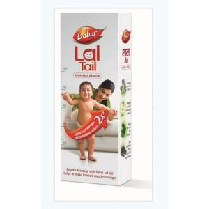 Buy Dabur Lal Tail  + Free Tail 25gm - Nykaa