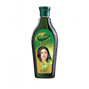Buy Dabur Amla Hair Oil - Nykaa