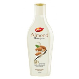 Buy Dabur Almond Intense Nourishing Shampoo - Nykaa