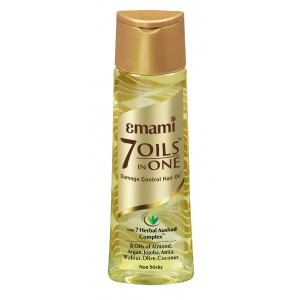 Buy Emami Hair Life 7 In 1 Oil - Nykaa
