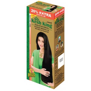 Buy Kesh King Scalp And Hair Medicine 20% Extra (Worth Rs.28) - Nykaa