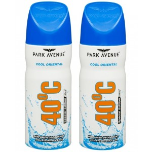 Buy Park Avenue 40 Degree Cool Oriental Buy 1 Get 1 Free - Nykaa