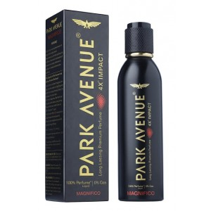 Buy Park Avenue Magnifico Impact Perfumed Deodrant For Men - Nykaa