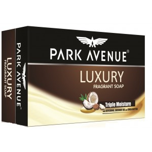 Buy Park Avenue Luxury Soap (Buy 3 Get 1) Off Rs.45 - Nykaa