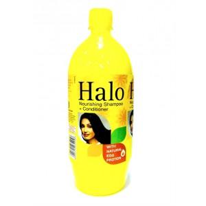 Buy Halo Nourishing Shampoo + Conditioner - Nykaa
