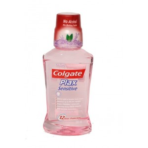 Buy Colgate Plax Sensitive Mouthwash - Nykaa