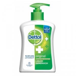 Buy Herbal Dettol Original Liquid Soap Pump - Nykaa