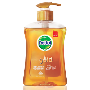 Buy Dettol Liquid Classic Clean Hand Wash - Nykaa