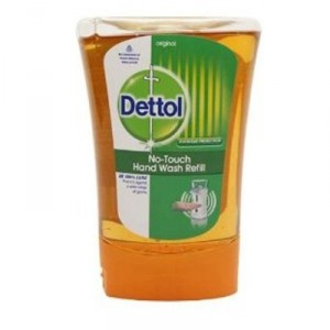 Buy Dettol No Touch Hand Wash Refill (Original) - Nykaa