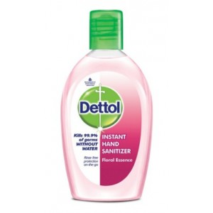 Buy Dettol Hand Sanitizer Floral Essence  - Nykaa