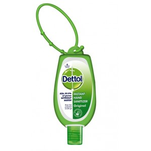 Buy Dettol Hand Sanitizer - Sleeves Original - Nykaa