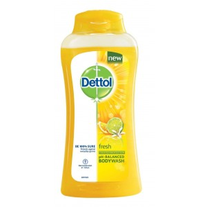 Buy Dettol Fresh Body Wash - Nykaa