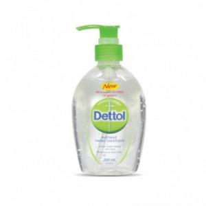 Buy Dettol Instant Hand Sanitizer Original - Nykaa