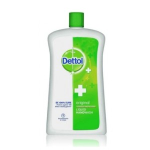 Buy Dettol Original Handwash 900ml + Free Dettol Handwash 200ml - Nykaa