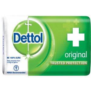 Buy Dettol Original Soap - Nykaa