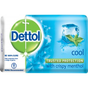 Buy Dettol Cool Soap - Nykaa