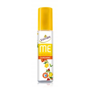 Buy Santoor ME Fragrant Body Deodorant - Sunshine - Nykaa