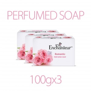 Buy Enchanteur Romantic Perfumed Soap (Pack Of 3) (Rs.15 Off) - Nykaa