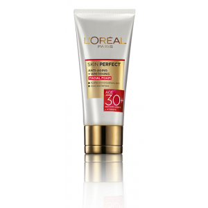Buy Herbal L'Oreal Paris Age 30+ Skin Perfect Facial Foam - Nykaa