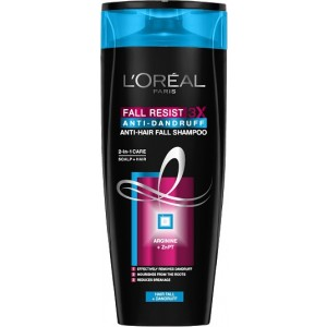 Buy L'Oreal Paris Fall Resist Anti-Dandruff Shampoo - Nykaa