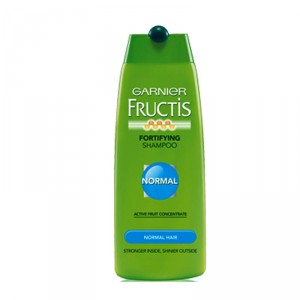 Buy Herbal Garnier Fructis Normal Hair Fortifying shampoo - Nykaa
