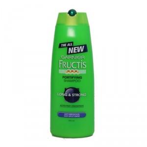 Buy Garnier Fructis Long & Strong Shampoo - Nykaa