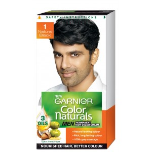 Buy Herbal Garnier Color Naturals Men - Nykaa