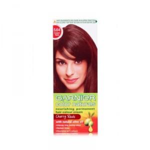Buy Herbal Garnier Color Naturals - 6.6 Red - Nykaa