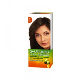 Buy Herbal Garnier Color Naturals - 5 Natural Light Brown - Nykaa