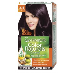 Buy Garnier Color Naturals Men - 3.16 Burgundy - Nykaa