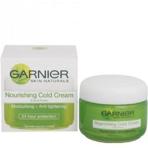 Buy Garnier Skin Naturals Nourishing Cold Cream (Rs.30 Off) - Nykaa