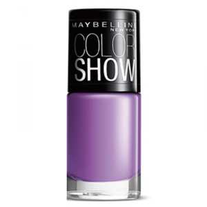 Buy Maybelline Color Show Nail Lacquer (In 40 shades) - Nykaa