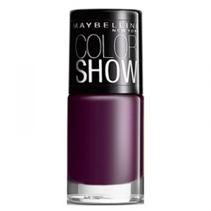 Buy Maybelline Color Show Nail Lacquer - Crazy Berry - Nykaa