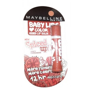 Buy Maybelline Baby Lips Spiced Up - Nykaa