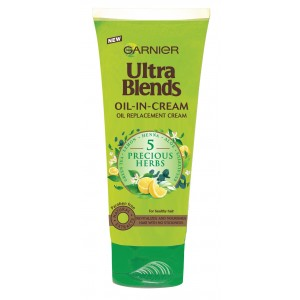 Buy Herbal Garnier Ultra Blends 5 Precious Herbs Oil-In-Cream - Nykaa