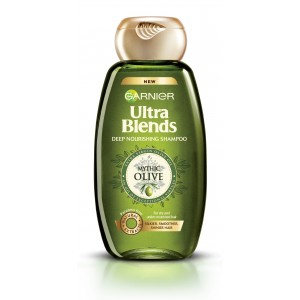 Buy Garnier Ultra Blends Mythic Olive Shampoo - Nykaa