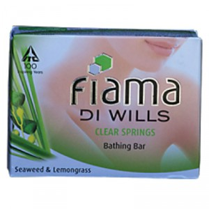 Buy Fiama Di Wills Clear Springs - Nykaa