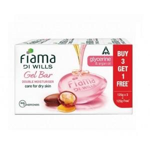 Buy Fiama Di Wills Double Moisturiser Soap Buy 3 Get 1 Free - Nykaa