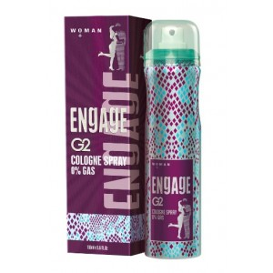 Buy Engage Cologne Spray G2 For Women - Nykaa