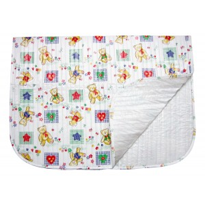 Buy Littles Baby Mat - White - Nykaa